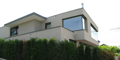 Bild von EFH mit Innenhof und Pool