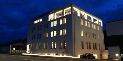Bild von Umbau Geschäftshaus
